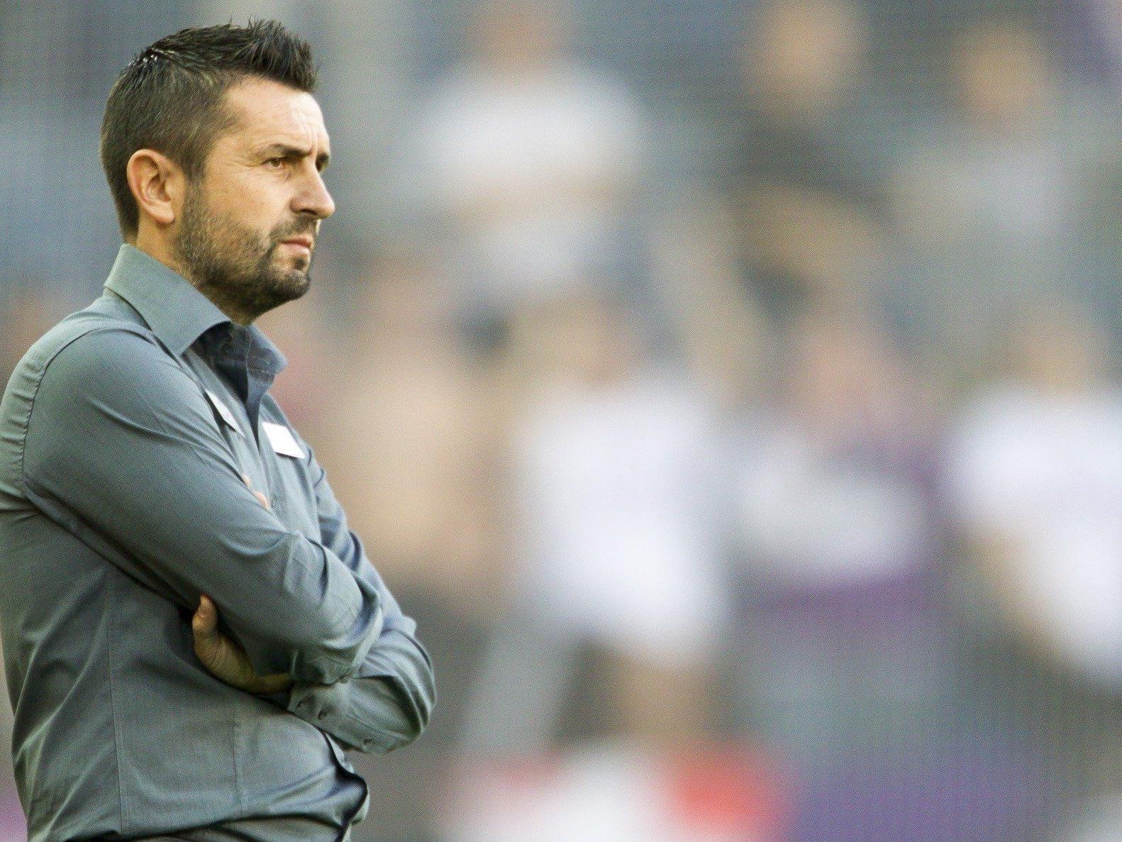 Austria Wien blamierte sich in der 2. ÖFB-Cup-Runde und verlor 1:2.