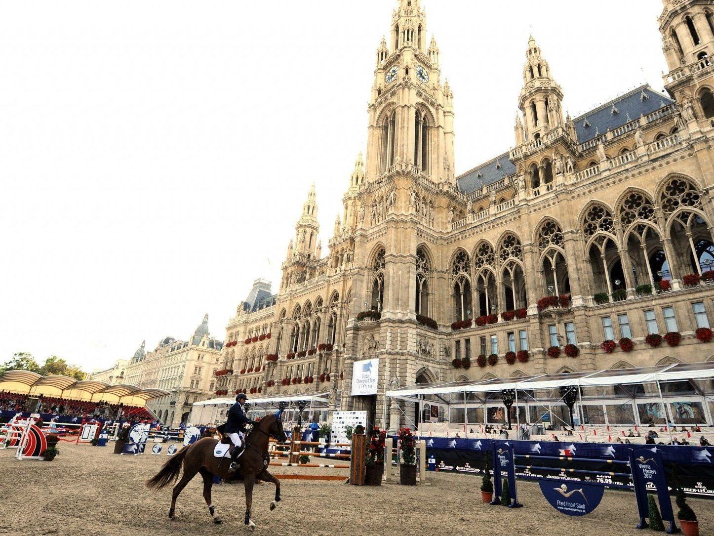 Nach der erfolgreichen Premiere im Vorjahr, finden auch heuer wieder die Vienna Masters statt.
