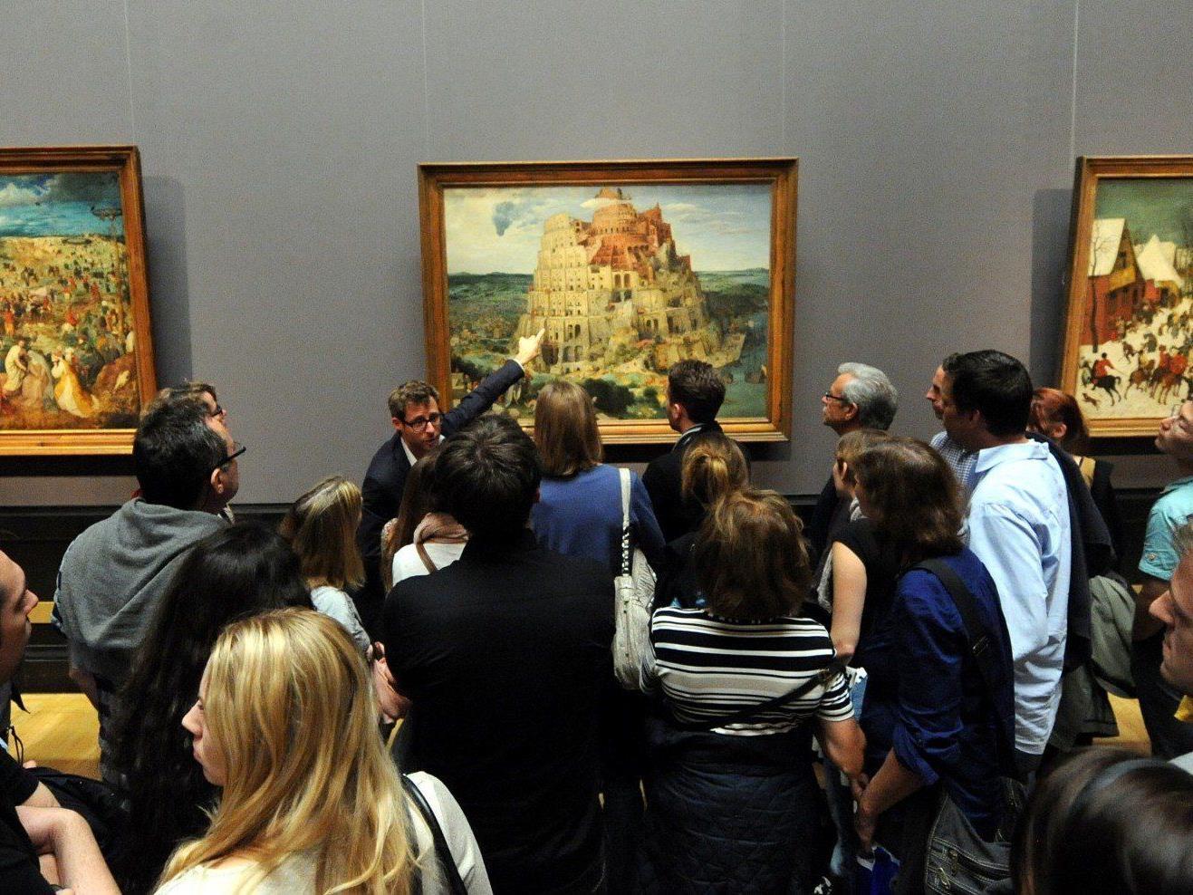 Am 5. Oktober findet die Lange Nacht der Museen in Österreich und Liechtenstein statt.