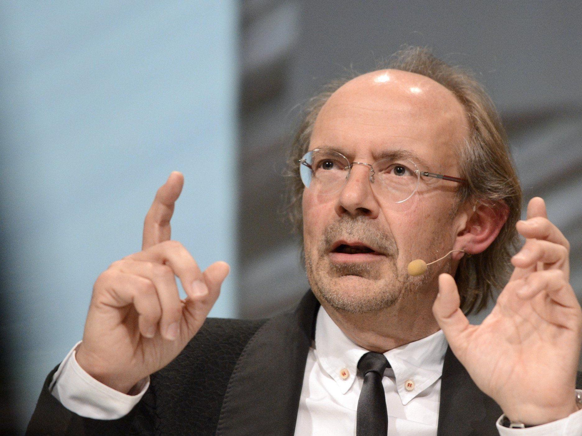 Medientage in Wien mit Eugen Russ