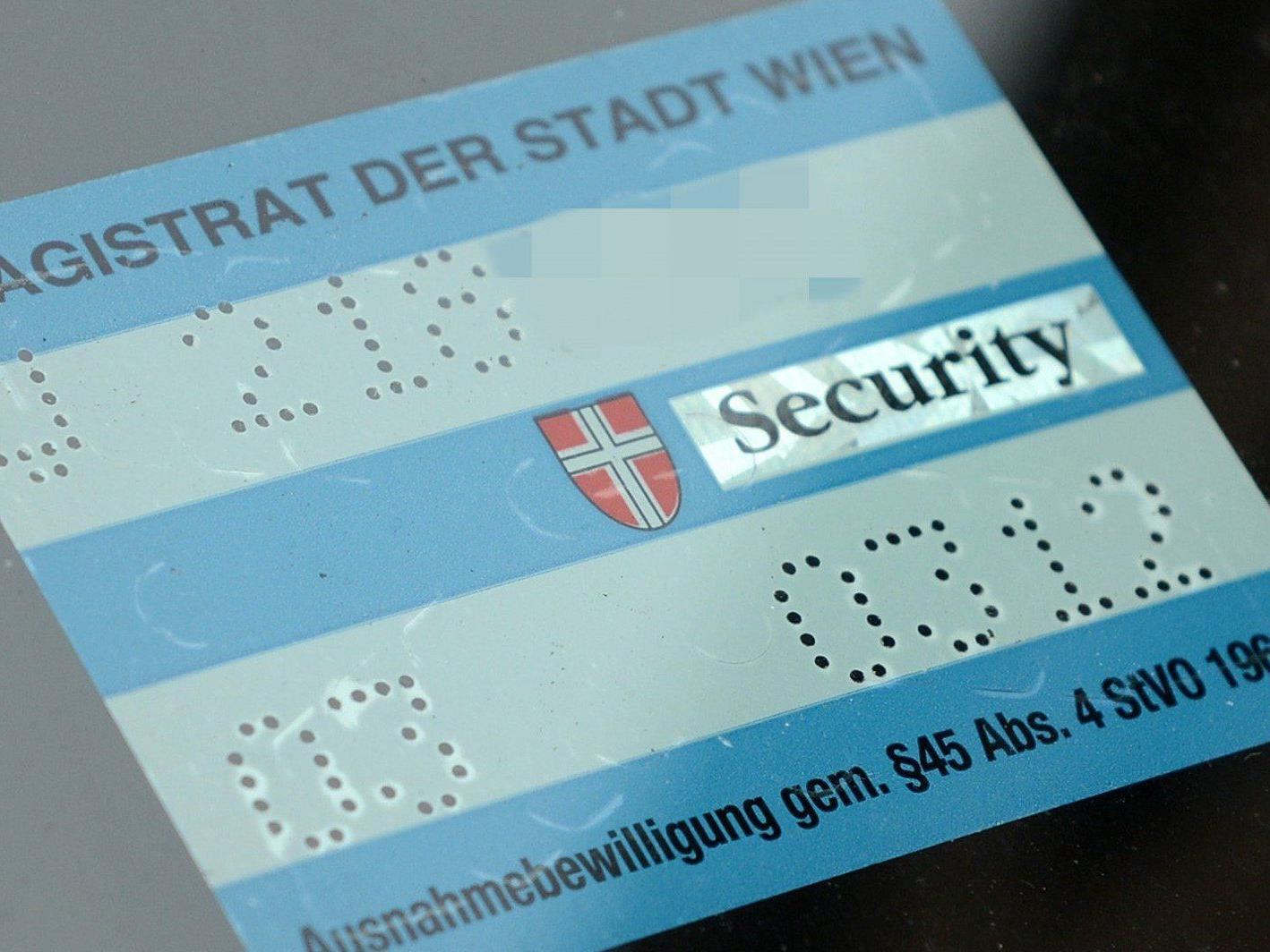 Drei Wiener Bezirke überlegen eine weitere Parkpickerl-Ausweistung,