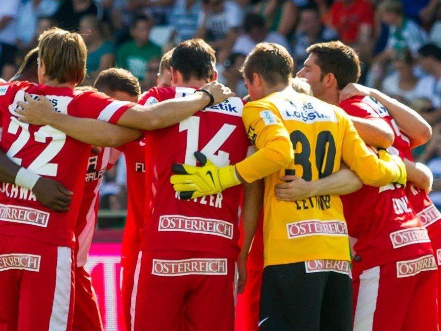 Wir berichten am Samstag ab 19 Uhr live vom Spiel WAC gegen FC Admira Wacker Mödling in unserem Ticker.
