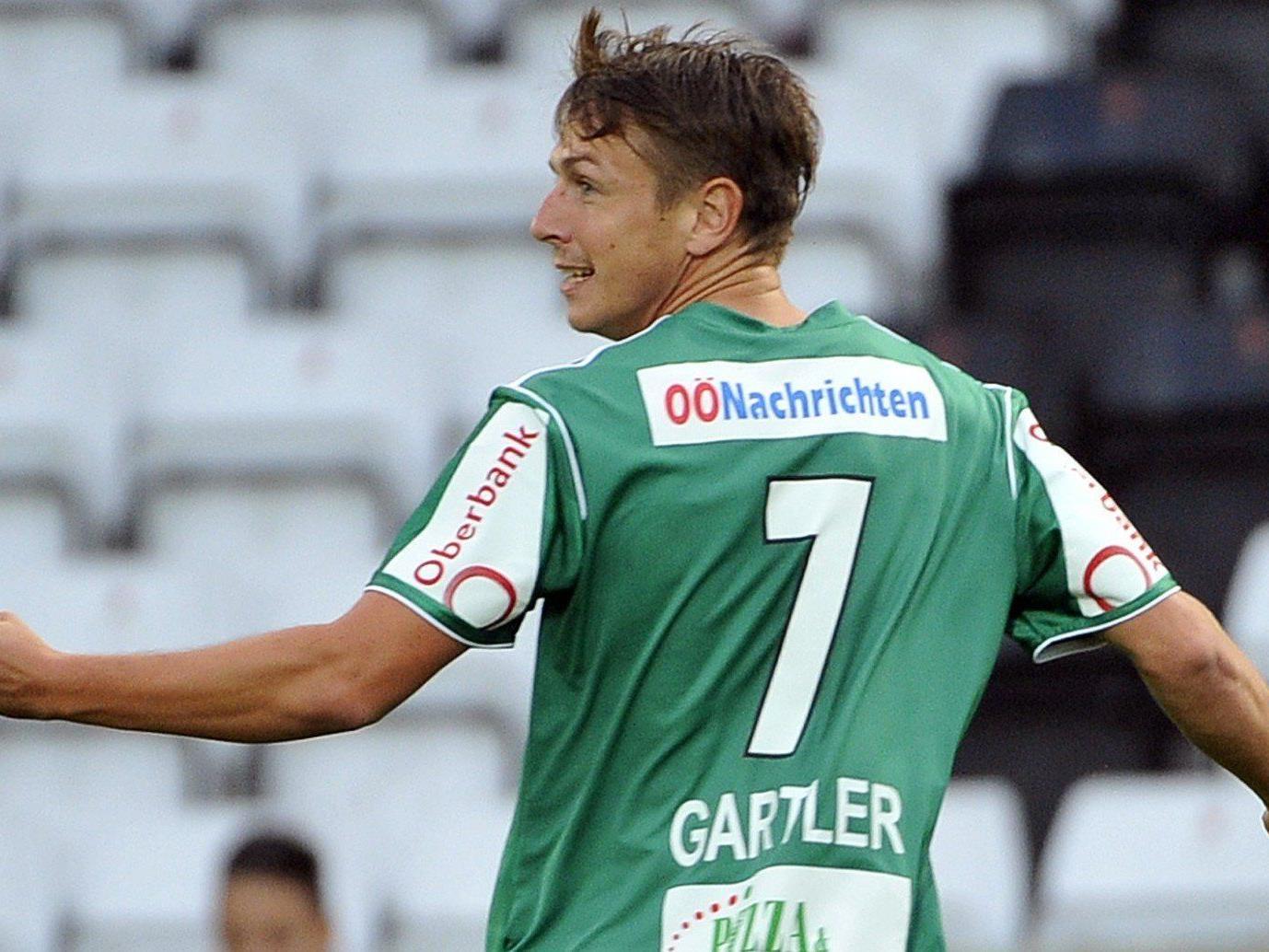 Wir berichten am Samstag ab 16.30 Uhr live vom Spiel SV Ried gegen SV Grödig im Ticker.