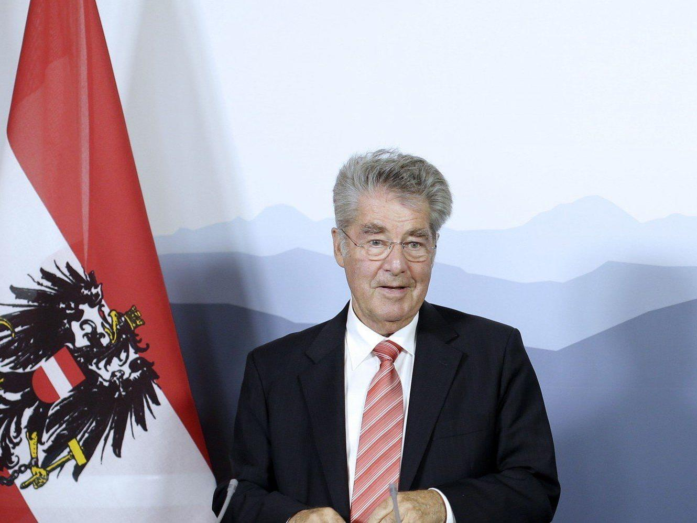 Erst ab dem 1. Oktober wird Bundespräsident Heinz Fischer mit den Parteichefs Gespräche führen.