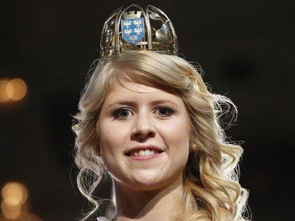 Die amtierende Mostkönigin Christina Schmatz gibt im November ihren Titel weiter.