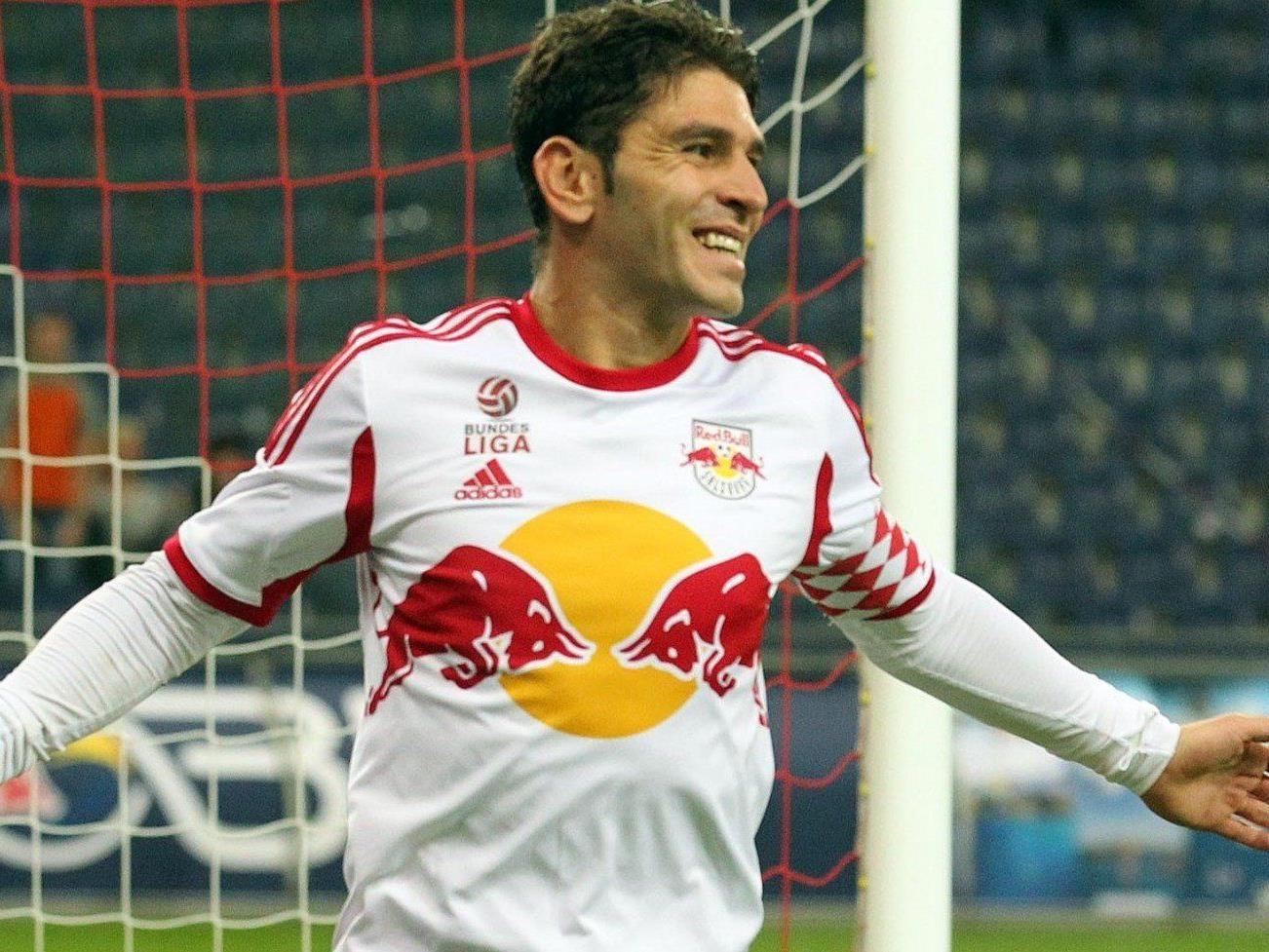 Wir berichten am Sonntag ab 16.30 Uhr live vom Spiel Red Bull Salzburg gegen SC Wiener Neustadt im Ticker.