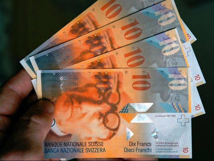 NB-Präsident: Franken immer noch hoch bewertet
