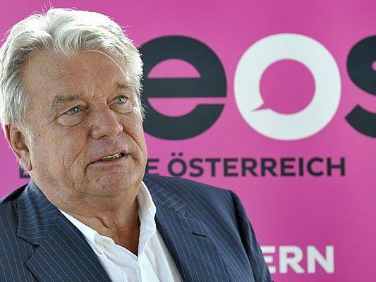 Unternehmer und Strabag-Chef Hans-Peter Haselsteiner gab seine Meinung zu den Syrien-Flüchtlingen kund