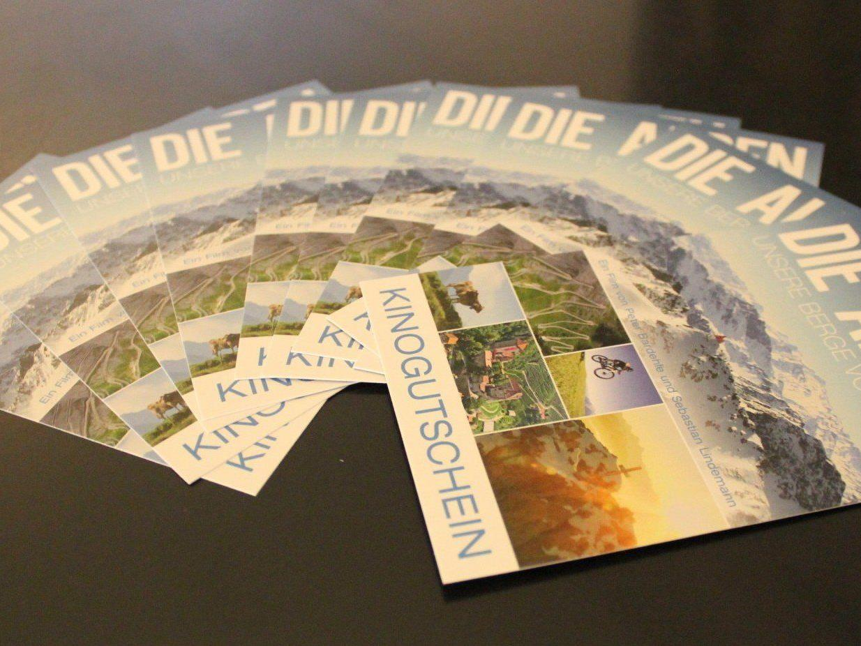 """Teilnehmen und Kinotickets für """"Die Alpen"""" gewinnen!"""