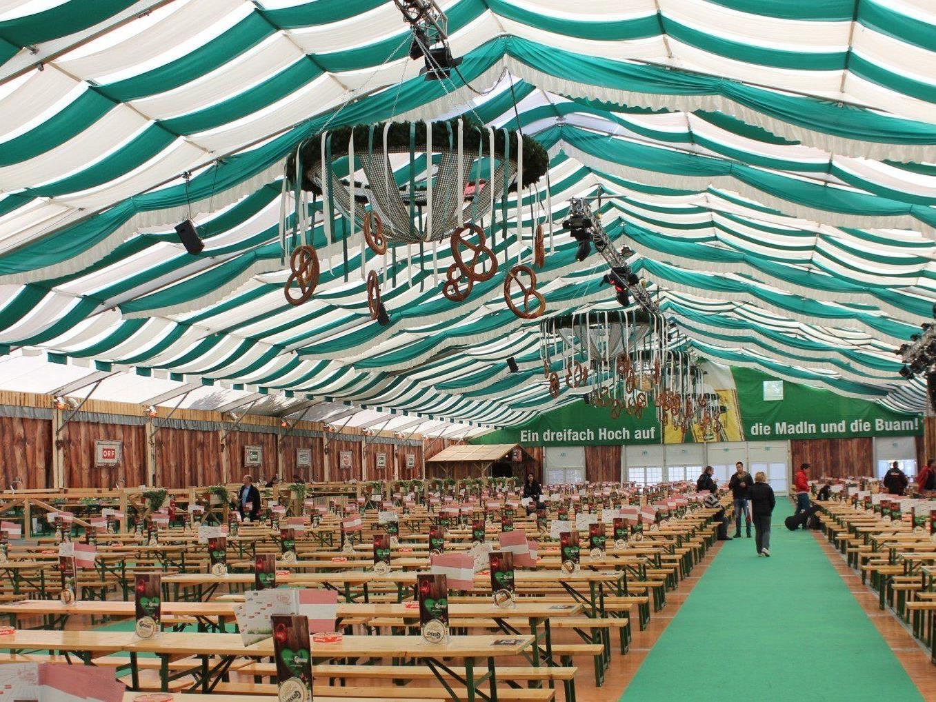 Die Wiener Wiesn 2013 hat zahlreiche Highlights zu bieten.