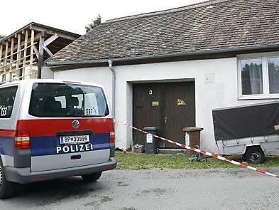Hier fand man die Leiche von Julia Kührer