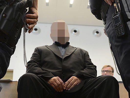 Michael K. wurde im Fall Kührer mit 7:1 Stimmen für schuldig befunden