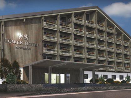 Hotel Löwen: Neueröffnung am 17. Oktober.