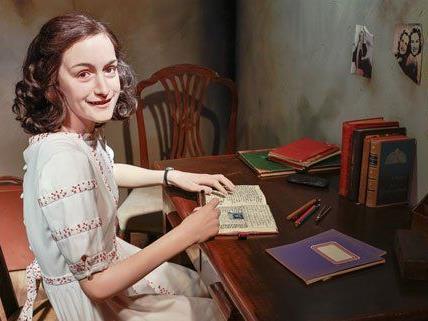 Ab 2. September kann die Wachsfigur von Anne Frank im Madame Tussauds Wien besucht werden.