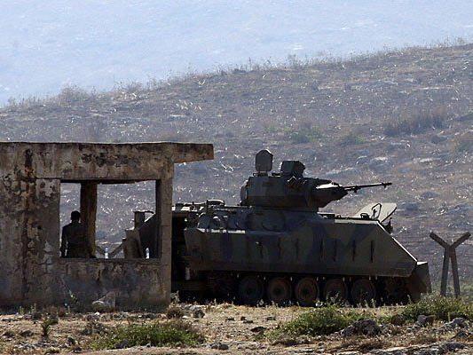 Die Lage in Syrien spitzt sich derzeit zu