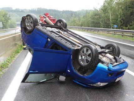 Schwerer Verkehrsunfall am Sonntag auf der A2.