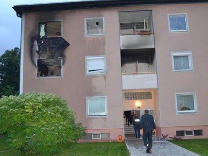 Der Brand ereignete sich am Mittwoch.