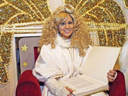 Amanda war 2012 das Wiener Christkindl.