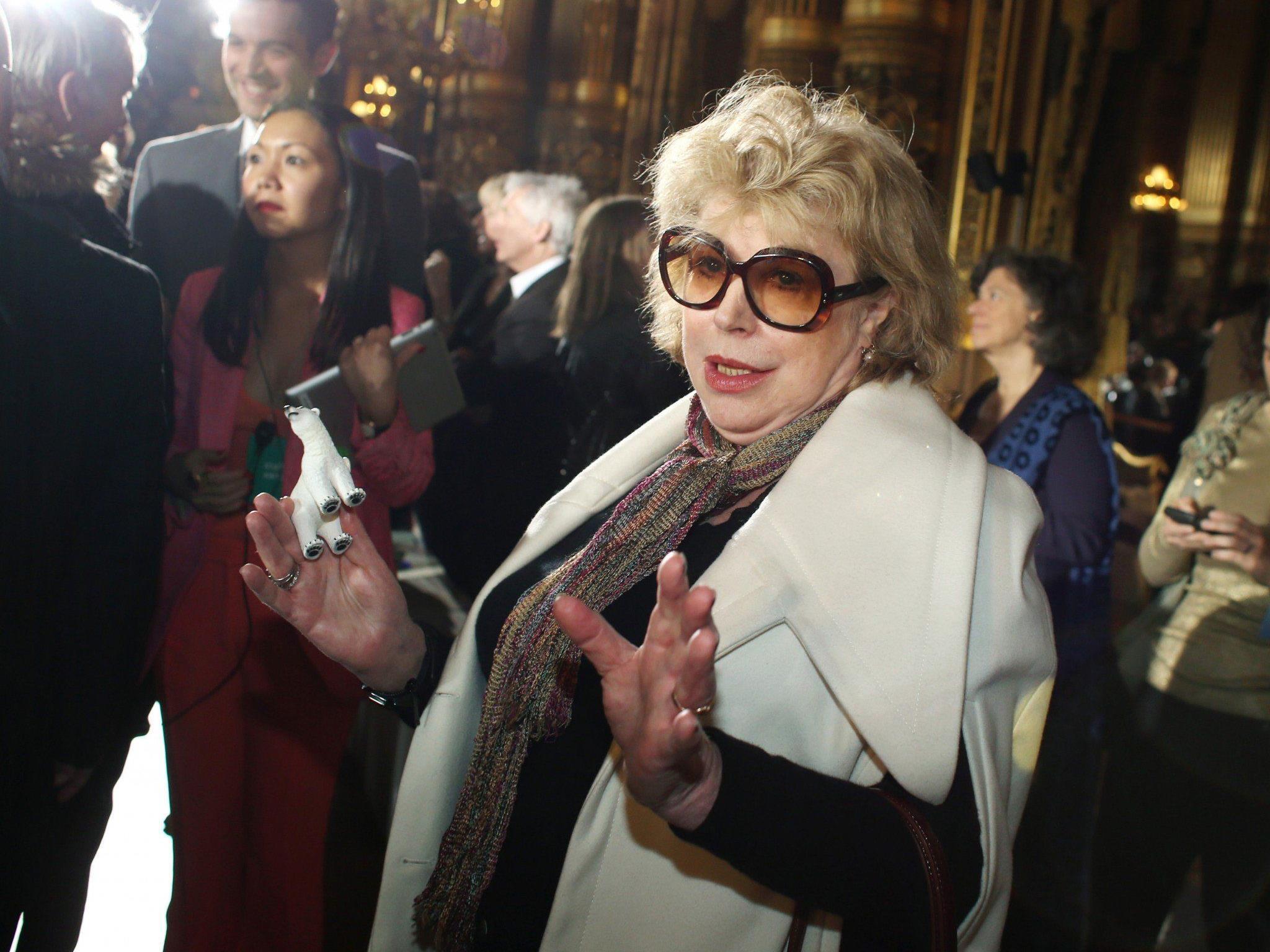 Marianne Faithfull feiert im Konzerthaus