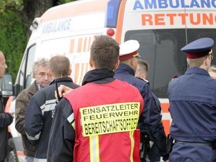 Drei leblose Personen wurde am Sonntag in Wien-Favoriten gefunden.