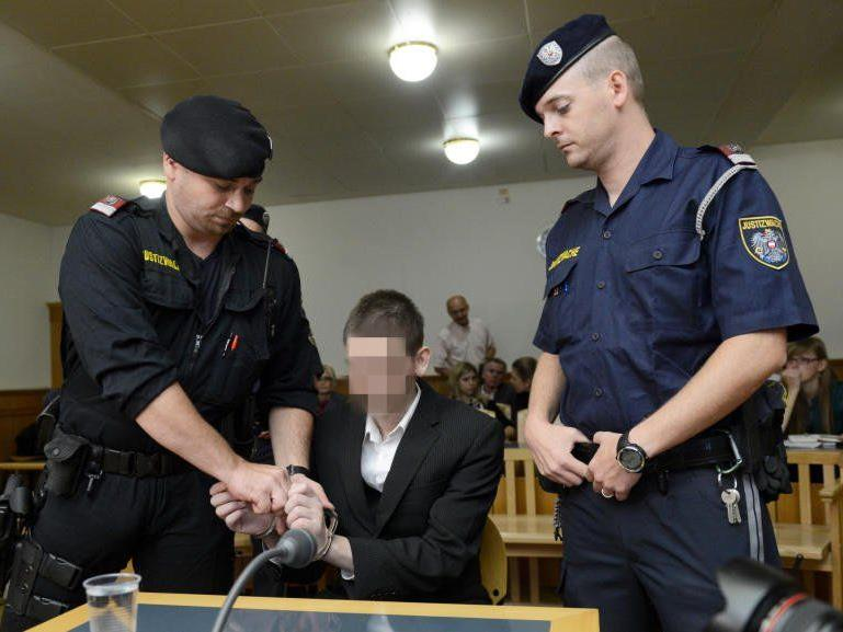 Prozess gegen den 25-Jährigen in Wien.