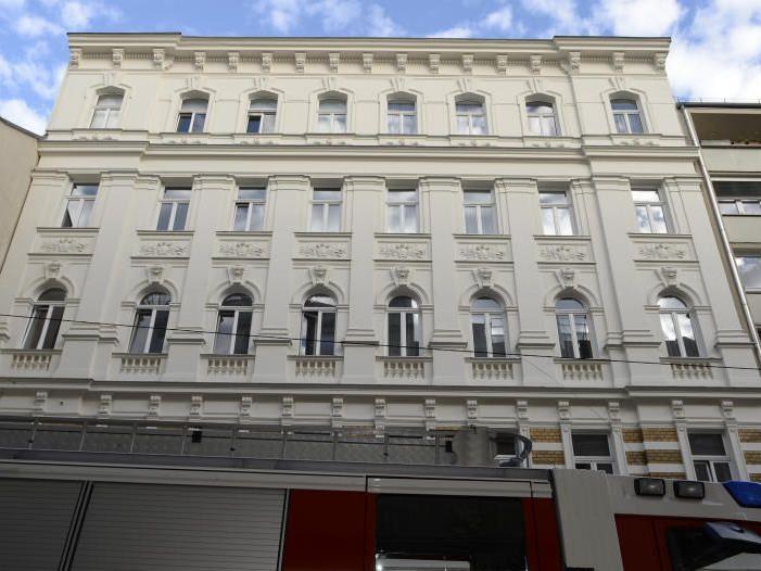 Tödliches Ehe-Drama am Dienstag in Wien-Landstraße.