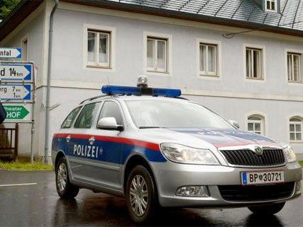 Geiselnahme in Niederösterreich am Dienstag.