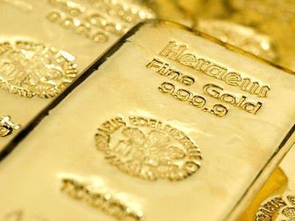 Verstecktes Gold auf einem Grundstück in Wien-Liesing.