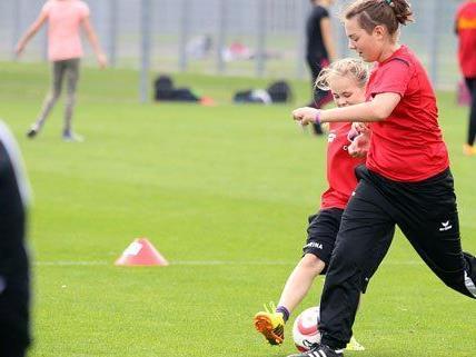 11. Tag des Mädchenfußballs in Wien