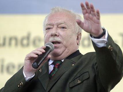 Der Wiener Bürgermeister zeigte sich am Sonntag nicht allzu begeistert.