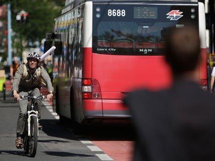 Auch über ein verbot für Radfahrer wird nachgedacht.
