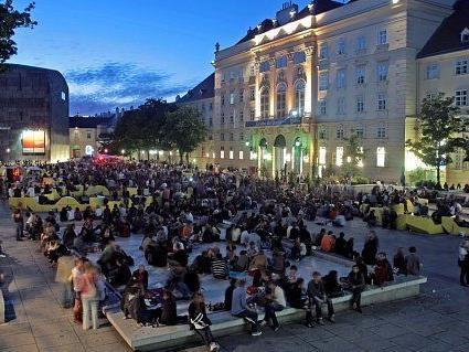 Ranking: Hohe Lebensqualität in Wien für junge Leute.