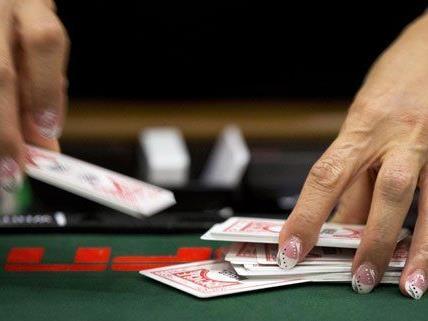 Mit der Beute nahm der Bankräuber an einem der wohl bekanntesten Poker-Turniere der Welt teil.