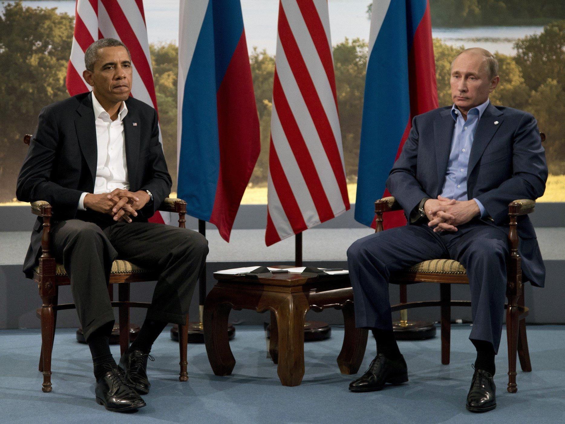 Die Präsidenten Russlands und der USA hätten viel zu besprechen