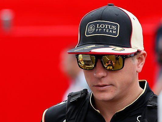 Ex-Weltmeister Räikkönen erhielt Zweijahresvertrag bei Ferrari.