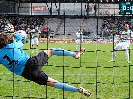 Rapid sorgte am Samstag für einen souveränen Sieg gegen Innsbruck.