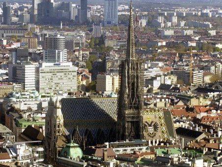 Am Stephansplatz wurde am Freitag demonstriert.