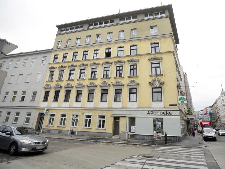Der Vorfall trug sich in diesem Haus in Wien-Landstraße zu.