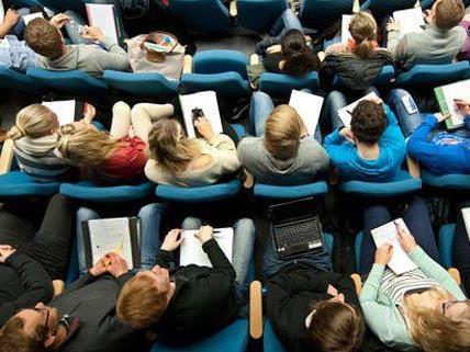 Studenten können sich schon jetzt für einen Platz im neuen Heim vormerken lassen.