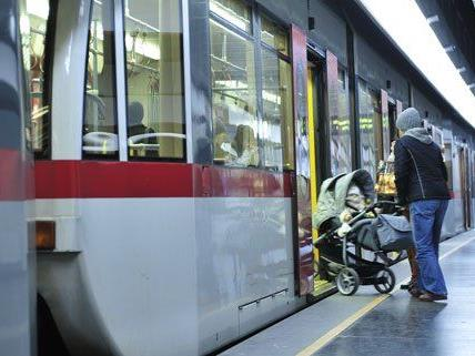 In der Station Floridsdorf kam am Donnerstag ein Mann ums Leben.