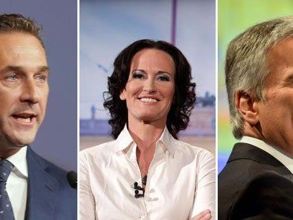 So würden VIENNA.AT-User derzeit bei der Nationalratswahl 2013 abstimmen.