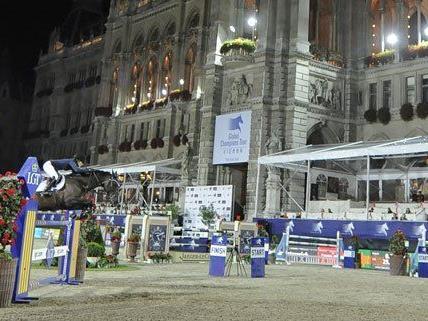 Hohepunkt des Turniers am Wiener Rathausplatz ist am Samstag.