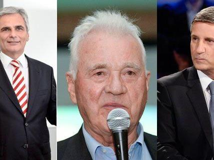 Wer wird bei der Nationalratswahl zum Bundeskanzler gewählt?