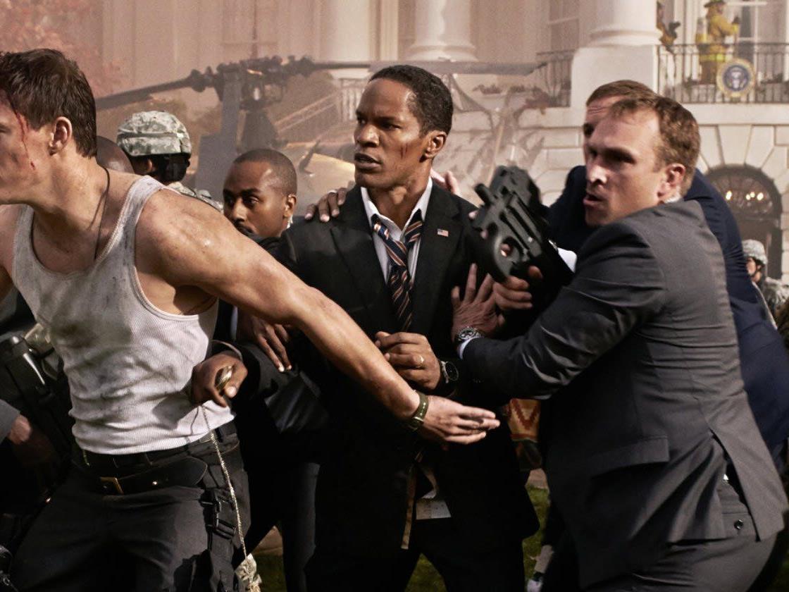 """Wir verlosen Tickets und Goodies zum Film """"White House Down""""."""