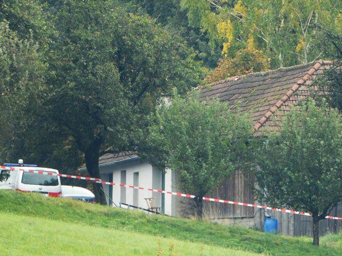 Vier Menschen sind in Annaberg ums Leben gekommen.