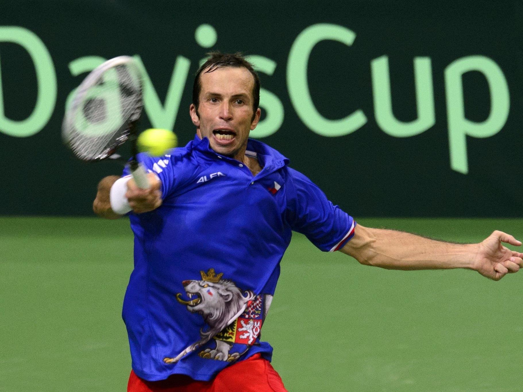 Tennis: Stepanek, Rosol erste Viertelfinalisten beim Erste Bank Open