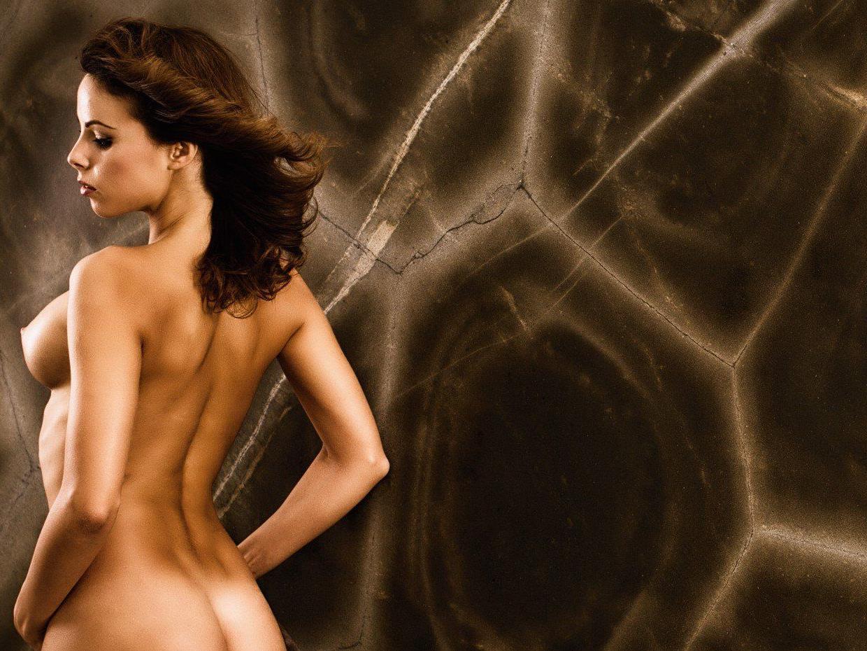 Der erotische Steinmetzkalender 2014 wurde präsentiert.
