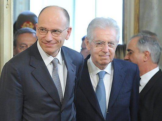 Monti ärgert sich über seine eigene Partei