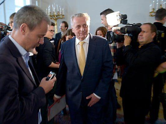 "Sozialminister: Verhandlungen ""im Fluss"""
