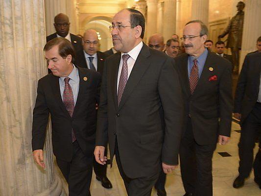 Iraks Premierminister Al-Maliki in Washington